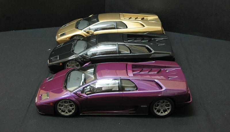 1 18 Lamborghini Diablo 6 0 Versusmodel And Model Workshop